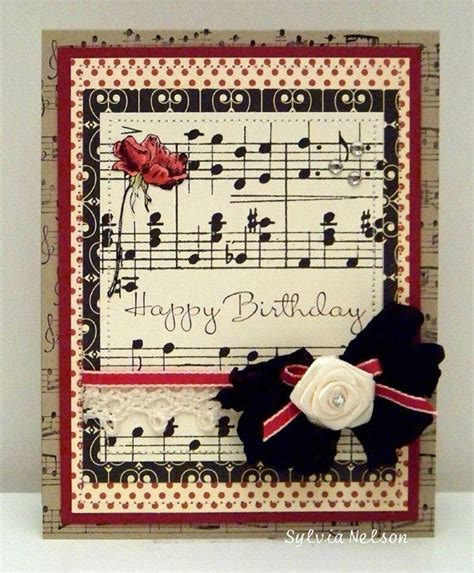 Musical Birthday Cards 25 Best Ideas About Musical Birthday Cards On Pinterest