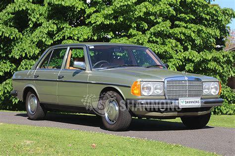 230e mercedes sold mercedes 230e sedan auctions lot 2 shannons