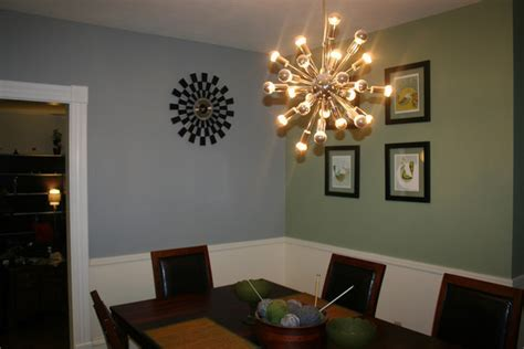 paint ideas for dining room contrasting color paint ideas for your dining room zimbio