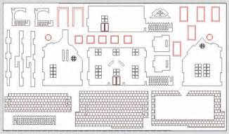 free doll house dxf pattern router forums