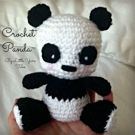 pattern en francais panda crochet amigurumi patron fran 231 ais gratuit free