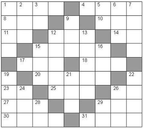 blank crossword puzzles     custom