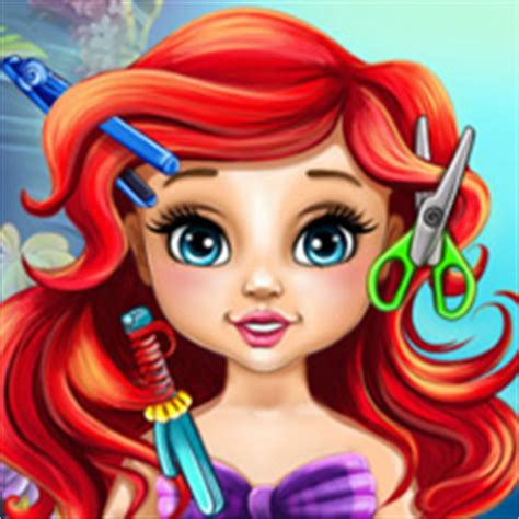dora real haircuts play best free game on gamefree la baby ariel real haircuts game play best free games online