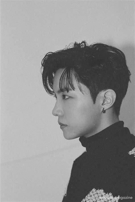 BTS's J-HOPE For weverse Magazine Photoshoot   Kpopmap