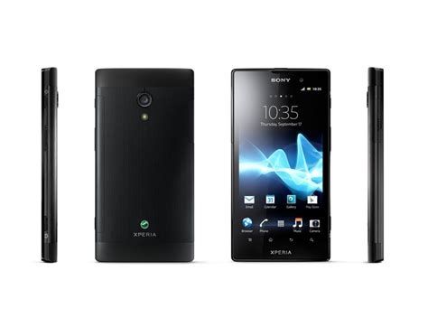 sony xperia ion high  android  lte pda phone att