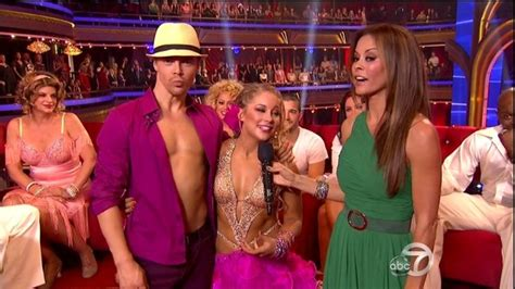 dancing with the stars brooke burke charvet to be replaced by erin brooke burke charvet photos photos dancing with the