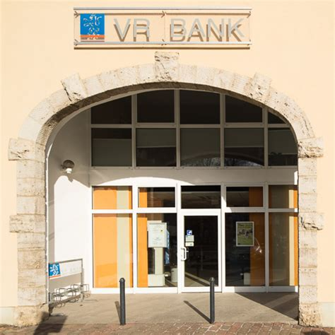 vr bank westthuringen vr bank westth 252 ringen eg filiale bad tennstedt in bad