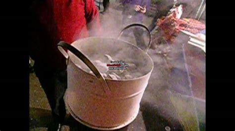 cucinare le caldarroste le caldarroste bianche di palermo