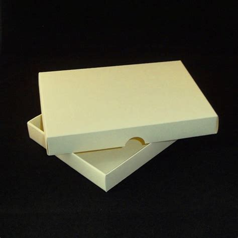 Boxes For Handmade Cards - a6 ivory greeting card boxes for handmade cards