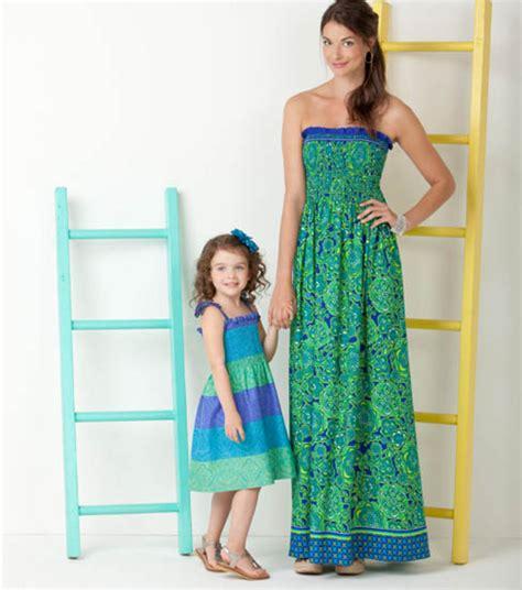 dress pattern joann fabrics single seam sundress joann