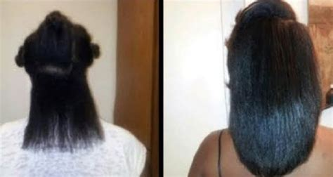treating fine gray dry african american hair shoo that prevents hair loss and gives the hair glow