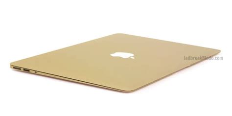 Macbook Retina Gold 12 inch retina macbook air release date