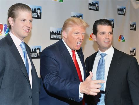 trump family photos photos donald trump jr through the years