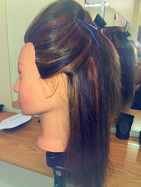 high lights and low light colors hairstyle gallery