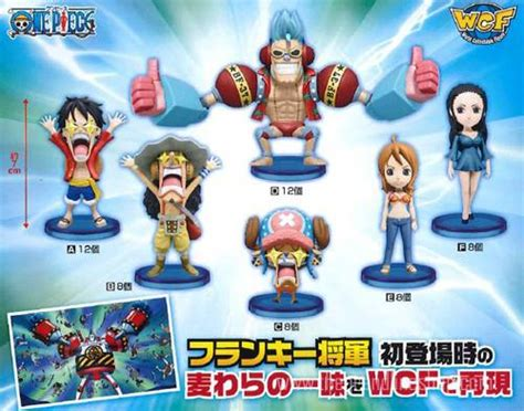 One Wcf 12 Nami one wcf of the general franky shogun figures set one z
