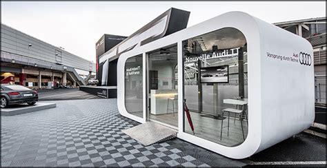 Restaurant Design Concepts Pop Up Store
