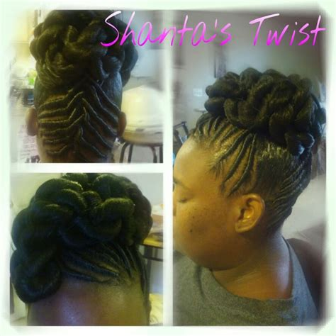 stuffed twist hair styles twisted to the side 1000 images about stuffed twist styles on pinterest