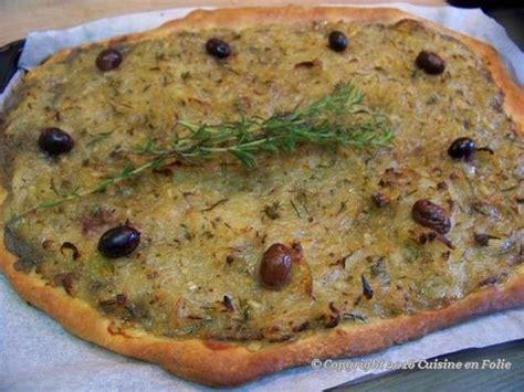 recette cuisine nicoise recettes de et pissaladi 232 re