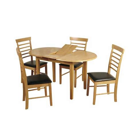 light oak dining table and chairs rivero extending dining table in light oak with 4 chairs