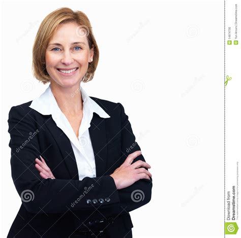 White Attorneys by Lawyer Standing With Folded Stock Photo