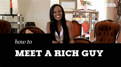 How To Find Rich How To Meet A Rich By Nyasha Mtamangira I 5cents