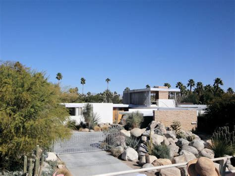 Kaufmann House Palm Springs by 8 Iconic Houses In Palm Springs California Design Milk