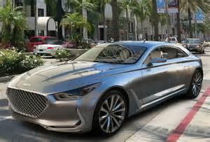 Hyundai G Hyundai Vision G Concept Cars Diseno
