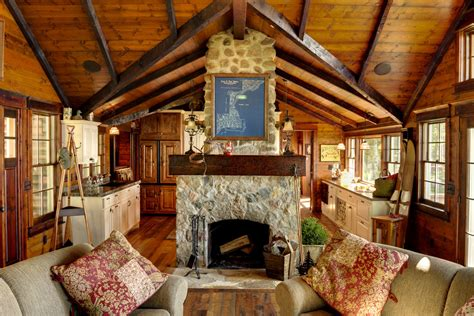 Small Cabin Living Room Ideas by Wonderful Discount Rustic Cabin Decor Decorating Ideas