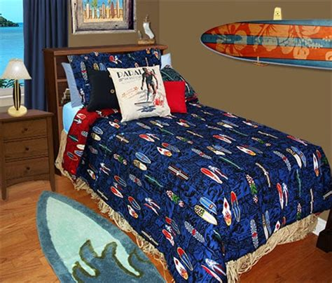 Surf Bedding Sets By Surf Designer Dean Miller Surf Bedding Sets