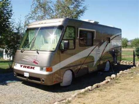 Recreational Vehicles Class A Motorhomes 2002 Safari Trek 2830 Located In Green Valley, Arizona