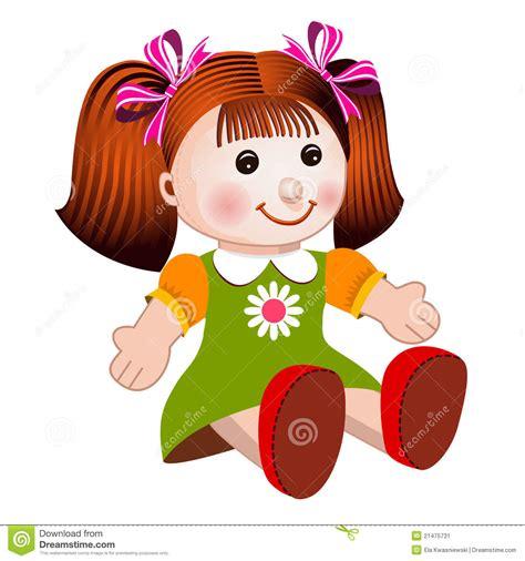imagenes de muñecas japonesas animadas ilustraci 243 n del vector de la mu 241 eca de la muchacha imagen