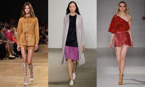 Summer 08 Trends On The Catwalk by 10 Trends To Out For At Toronto Fashion Week S
