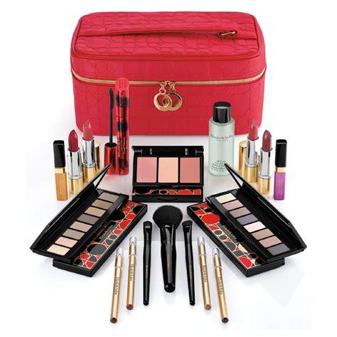 Jual Kuas Makeup 1 Set elizabeth arden official blockbuster ultimate makeup set
