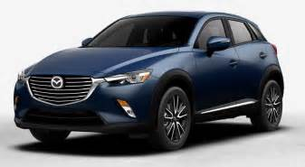 2017 mazda cx 3 an attractive subcompact crossover