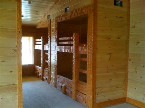 Cabin Bunkbeds by 301 Moved Permanently