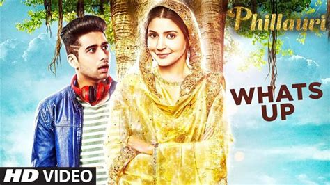 up film music video watch whats up song video song from phillauri hindi