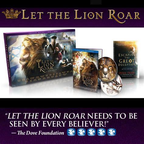 film the lion roars quot let the lion roar quot dvd bluray book pack restoration