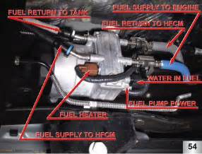 Ford powerstroke glow plug location in addition dodge avenger warning