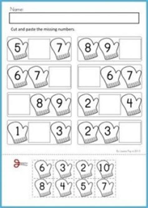 winter worksheet for kids crafts and worksheets for
