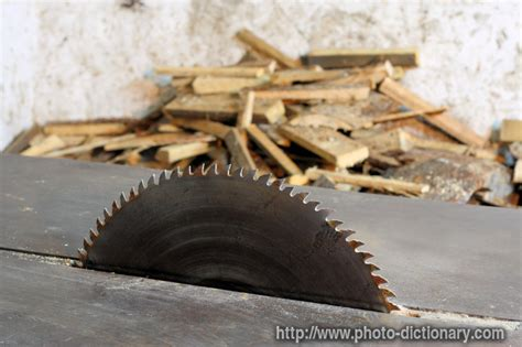 define wood wood cutting machine photo picture definition at photo