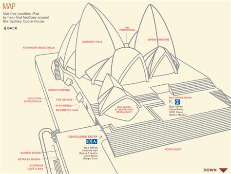 sydney opera house floor plan the sydney opera house my archi web