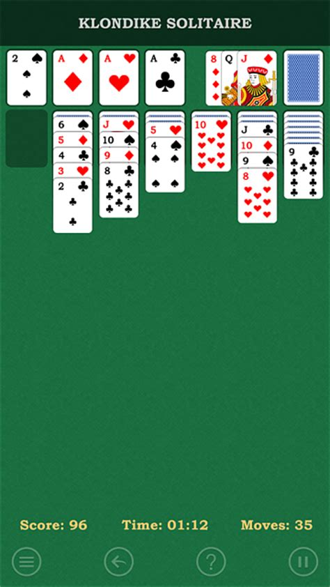 free solitaire for android free klondike solitaire android forums at androidcentral