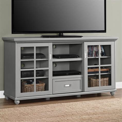 Altra Home Decor by 55 Tv Stand In Gray 1782196pcom