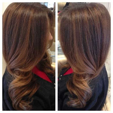 pictures of blended lowlights and highlights blended highlights blended highlights hairstylegalleries