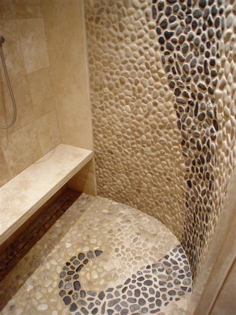 river rock shower traditional bathroom boston by riverrock photo bathroom