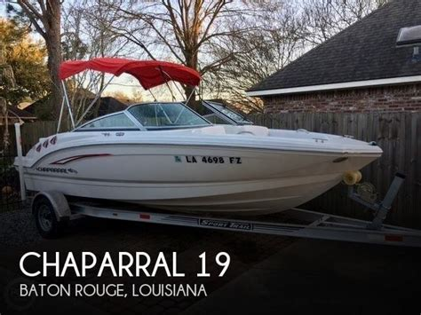 used outboard motors for sale in baton rouge for sale used 2011 chaparral 19 in baton rouge louisiana