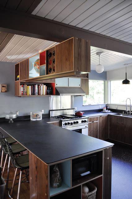mid century modern kitchen ideas 25 midcentury kitchen design ideas decoration love