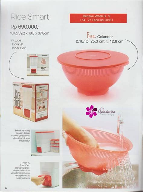 Normal Tupperware harga promo februari harga normal rp foto 2017