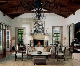 Spanish Style Home Interior by New Home Interior Design Spanish Revival