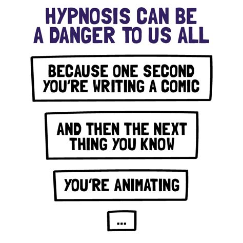 pickled comics hypnosis is dangerous pickled comics